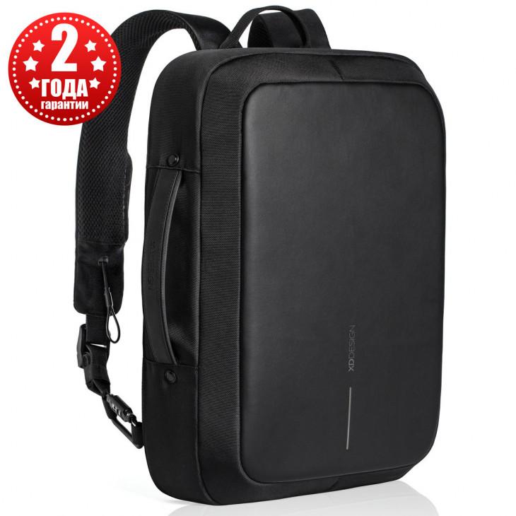 c0e7a2ccb76f Деловой рюкзак-портфель антивор XD DESIGN Bobby Bobby Bizz (Оригинал ...